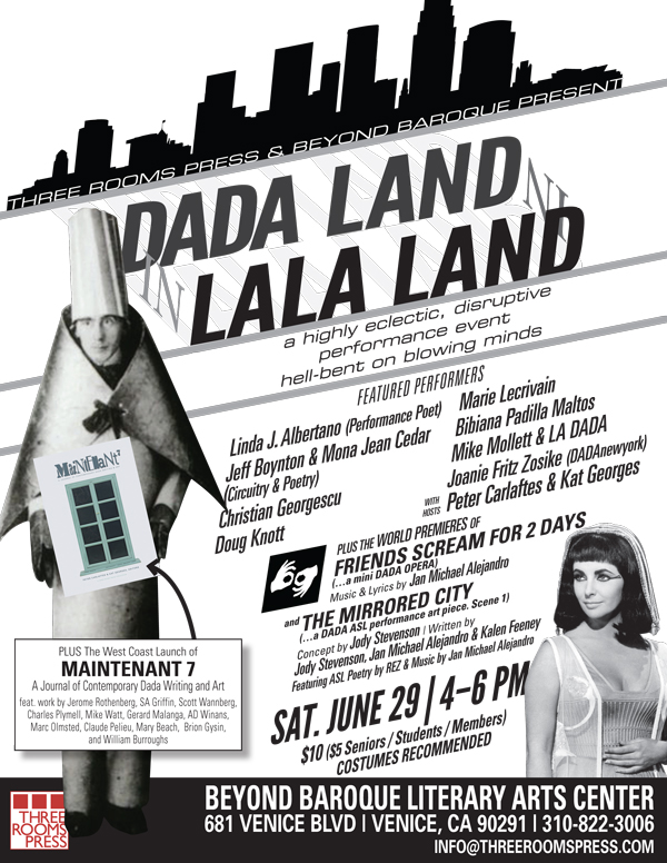 dadaland in lala land